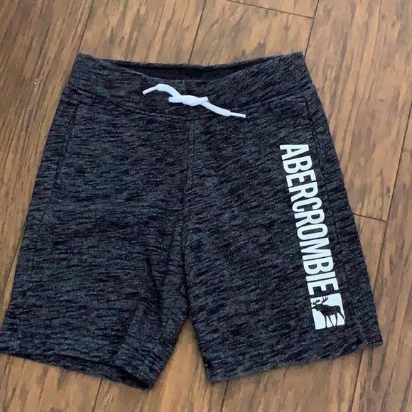 Abercrombie Kids Jogger Shorts
